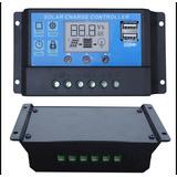 Controlador De Carga Solar 20 Amperes