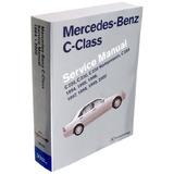 Bentley Paper Manual De Reparación Mb C-class (w202)