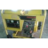 Planta Electrica Generador Diesel Gd8400e Motor 6hp