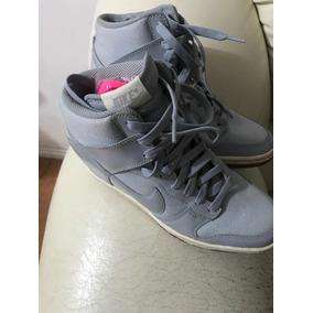 Zapatillas Con Taco Nike Mujer Reebok - Ropa y Accesorios en Mercado ... 845549b1b343e