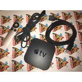 Apple Tv 3, Control, Cable, Hdmi Envio Inmediato