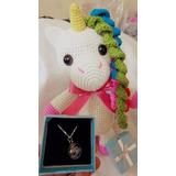 Unicornio Crochet ( Amigurumi)