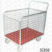 Carro Abastecedor Fundo Pequeno Cod. 850