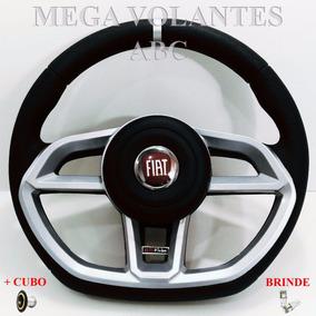 Volante Esportivo Fiat Para Palio Weekend Com Cubo
