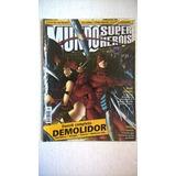 Revista Mundo Dos Super-heróis Nº 13 Dossiê Demolidor