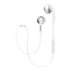 Philips Audífonos Bluetooth In Ear Shb5250wt Blanco
