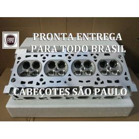 Cabeçote Fiat Palio Weekend 1.6 16v Novo Na Caixa
