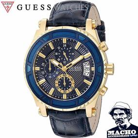 Reloj Guess W0673g2 Cronometro Original En Caja Con Garantía