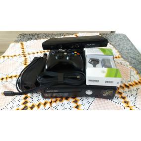 Xbox 360 Destravado Com Hd Completo Com 10 Jogos