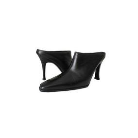 Renzo Costa Zapatos Talla 38 Color Negro