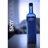 Vodka Sky Oferta! Distribuidora De Bebidas!