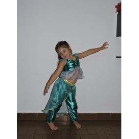 Vestidos Disfraz Princesas Disney (jazmin)