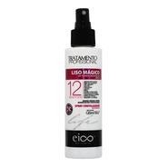 Spray Cristalizador Protetor Térmico Eico Liso Mágico 120ml