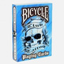 Cartas De Magia Y Poker Bicycle Club Tattoo Azul Original