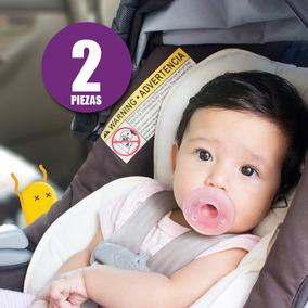 2 Soportes Protectores De Viaje Para Bebe Cabeza Y Cuerpo
