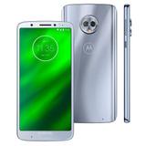 Motorola Moto G6 Plus Azul Topazio Dual 5.9 64gb 4g 12mp