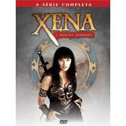 Xena A Princesa Guerreira - Série Completa - Box Com 24 Dvds