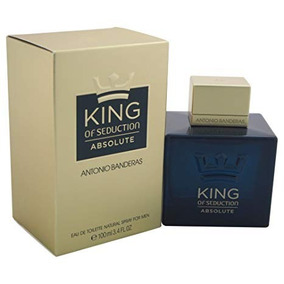Perfumes Originales King Of Seduction 100ml Men Garantía.