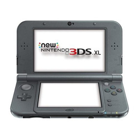 New Nintendo 3ds Xl Console + Cartão 4gb + Ar Cards + Stylus