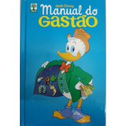 Livro Disney Manual Do Gastão