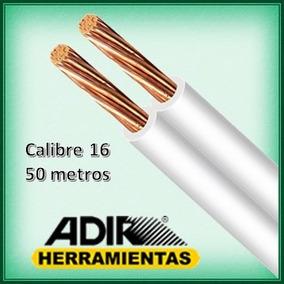 Cable Pot - Calibre 16 - 50 Metros Adir