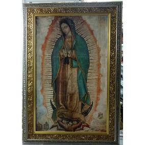 Cuadro De La Virgen De Guadalupe Tamaño Natural