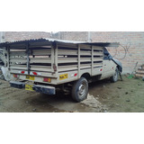 Camioneta Con Baranda Nissan Datsun
