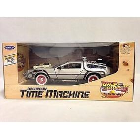 Carro Delorean Time Machine Back To The Future 3