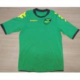 Camisa Seleção Da Jamaica Kappa Original Nova - 01