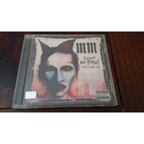 Cd Marilyn Manson / Lest We Forget The Best Of