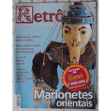 Revista Retrô De Coleção Nº 17 Marionetes Orientais