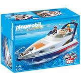 Playmobil Summer Fun - Yate De Lujo 5205 - Giro Didáctico