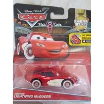 Cars Cruisin Rayo Mcqueen Metal Original Disney Mattel