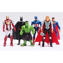 Brinquedos De Criança Infantil Meninos Vingadores Hulk Thor