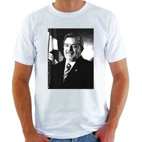 Camiseta Lula Pt - Político - Frete Gátis!