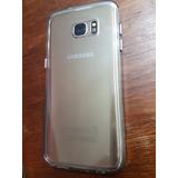 Funda Vrs Galaxy S7 Con Botones Metálicos,origen Usa