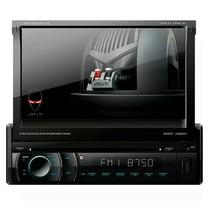 Dvd Automotivo Retrátil 7 Polegadas Napoli 7998 Usb Sd Tv