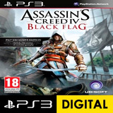 Assassin´s Creed Iv Black Flag Ps3