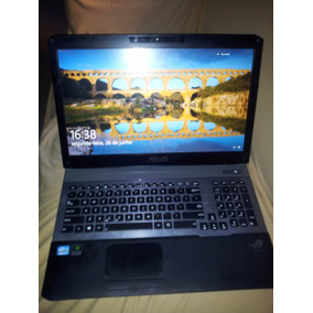 Notebook Asus Rog G75vw