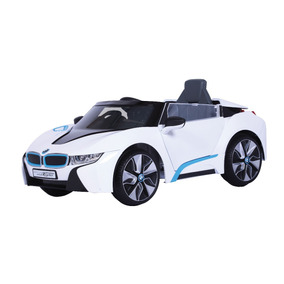 Auto Electrico Bmw I8 Blanco 6v