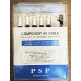 Cabo De Video Audio Componente 1080i Tv P/ Sony Psp Go N1000