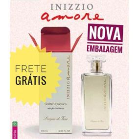 Perfume Inizzio Amore 100ml Lacqua Di Fiori - Frete Grátis