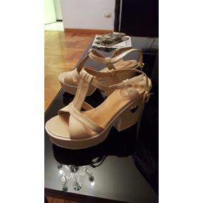 Zapatos Saverio Di Ricci Natural. Excelentes!