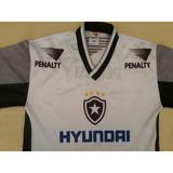 Botafogo 13 Penalty Hyundai Branca - Camisas de Times Brasileiros no ... 3536e9dea2ca5