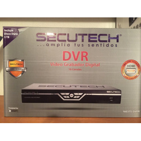 Dvr Secutech 16 Canales