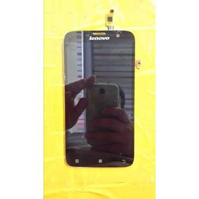 Pantalla Lcd + Touch Lenovo A850 Negro + Envio Gratis!!!