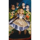 Muñeca Disney Alicia En El País De Las Maravillas