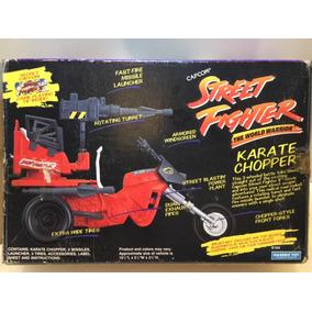 Gi Joe Nunca Montado Estrela Capcom 1993 Karatê Chopper