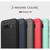 Funda Galaxy S8 Y S8 Plus Con Mica Curva Y Envio Dhl Gratis