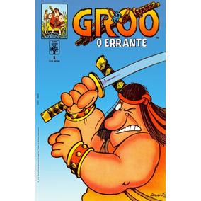 Coleção Completa Hq - Groo O Errante - Livro Digital Em Cbr